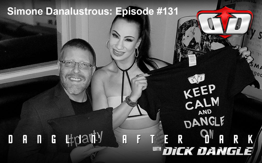 Simone Danalustrous: Episode #131